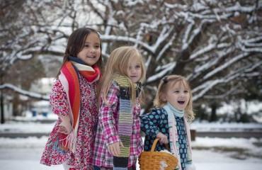איך מלמדים ילדים להיות חברותיים